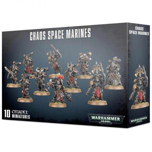 games workshop 43-06 Warhammer 40K Chaos Space Marines