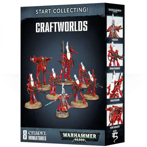 games workshop 70-46 Start Collecting! Craftworlds