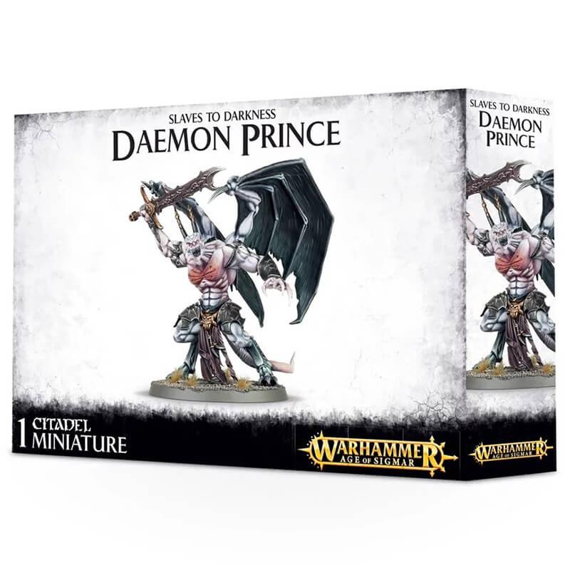 games workshop 83-23 warhammer age of sigmar Slaves to Darkness Daemon Prince