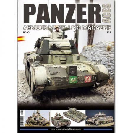 Panzer Aces Vol 060 Especial Vehículos Británicos WWII