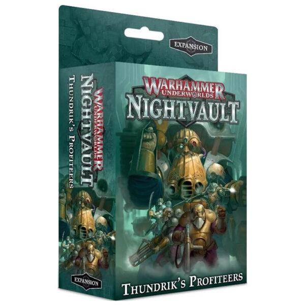 Warhammer Underworlds: Estraperlistas de Thundrik