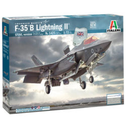 italeri 1425 F-35 B Lightning II STOVL version maqueta escala 1/72