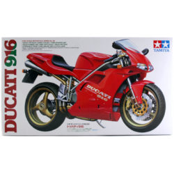 tamiya 14068 Ducati 916 S maqueta escala 1/12