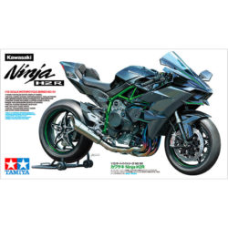 tamiya 14131 Kawasaki Ninja H2R maqueta escala 1/12