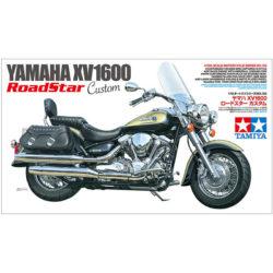 tamiya 14135 Yamaha XV1600 Road Star Custom maqueta escala 1/12
