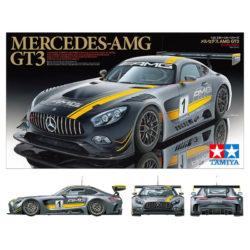 tamiya 24345 Mercedes-AMG GT3 maqueta escala 1/24