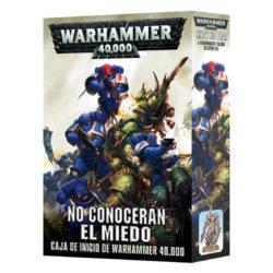 games workshop 40-03-03 Warhammer 40.000 No conocerán el miedo