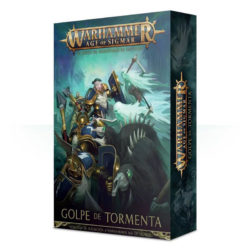 games workshop 80-15-03 Golpe de tormenta set de inicio warhammer age of sigmar