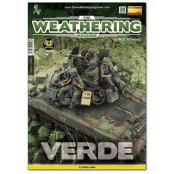 The Weathering Magazine Nº029 Verde En esta ocasión la revista se centra en el color Verde que seguramente sea el color más extendido en el camuflaje de vehículos militares.