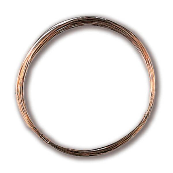 Constructo 80031 Hilo Cobre 0,25mm Alambre de cobre. Diámetro : 0,25 mm.