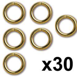Constructo 80067 Anilla Latón 5x1mm