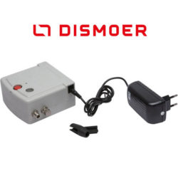dismoer 26041 Mini Compresor Automático D-15 Mini compresor automático D-15 para aerografía, sin aceite, ajuste de presión manual, múltiples usos.