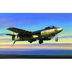 trumpeter 02826 Seahawk FGA.MK.6 escala 1/48 Kit en plástico para montar y pintar. Incluye piezas en fotograbado.