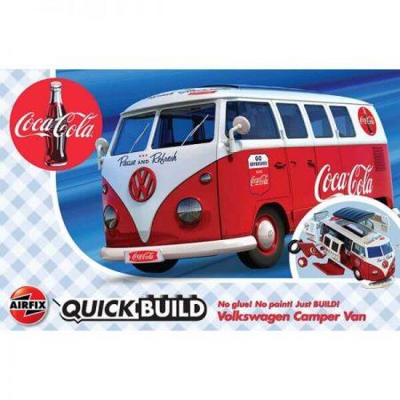 j6047 Coca-Cola® VW Camper Van Quickbuild
