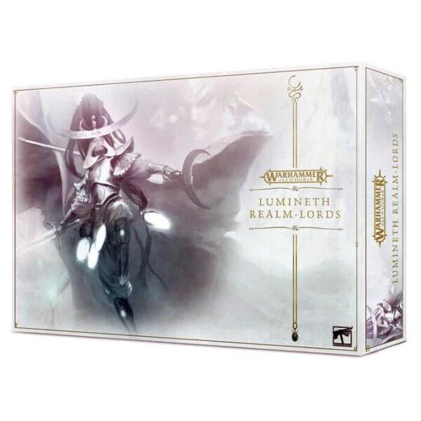 games workshop Lumineth Realm-lords Caja de ejército Edición Limitada