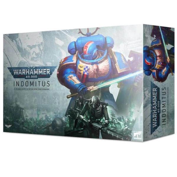 Warhammer 40,000 Indomitus (Inglés) No hay tiempo para la paz. No hay perdón. No hay respiro. Solo hay guerra.