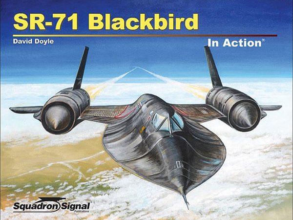 1055 SR-71 Blackbird in action
