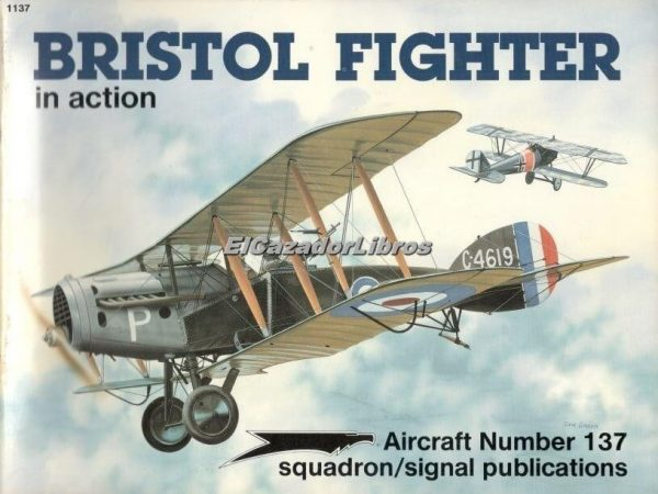 1137 Bristol Fighter in action