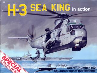 1150 H-3 Sea King in action