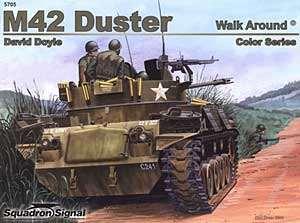 5705 Walk Arround M42 Duster