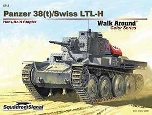 5713 Walk Arround Panzer 38(t)