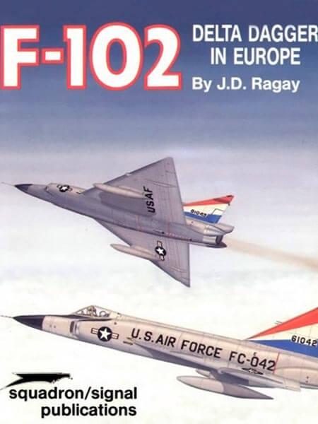 6050 F-102 Delta Dagger in Europe
