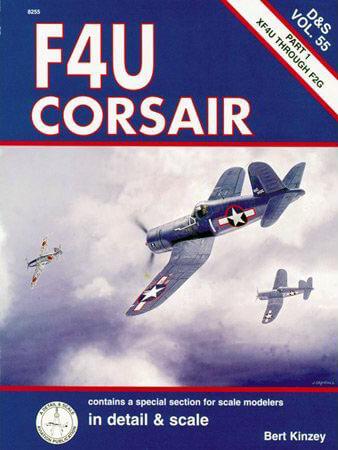 8255 F4U Corsair