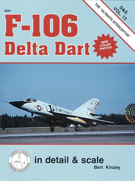 8269 F-106 Delta Dart