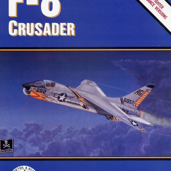 8273 F-8 Crusader