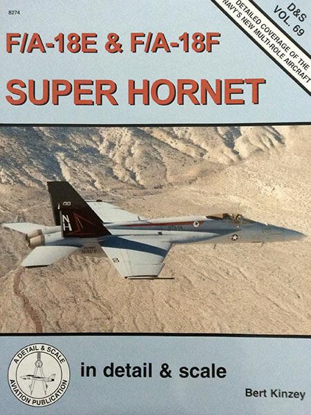 8274 F/A-18E & F/A-18F Super Hornet