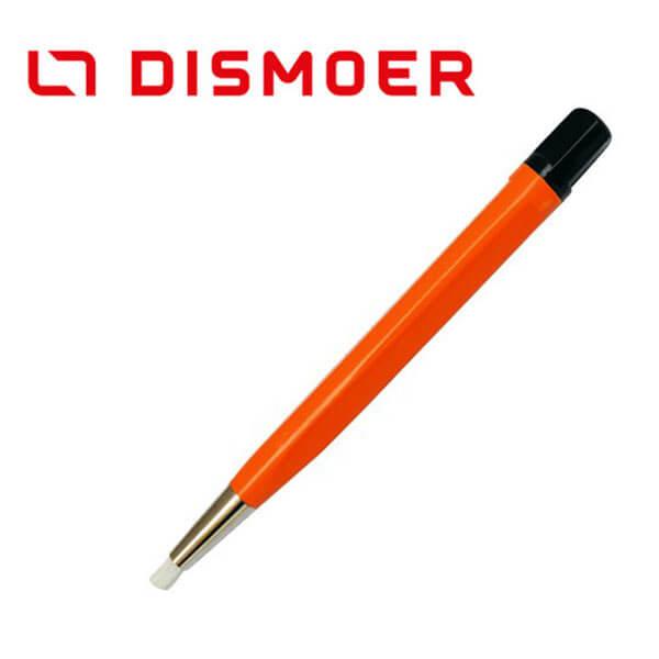 dismoer 20333 Lápiz Limpiador de Fibra de Vidrio Dismoer Para trabajos de precisión , ideal para lijar, pulir y limpiar todo tipo de superficies en plástico, metal o de madera. Diámetro de la punta : 4 mm.