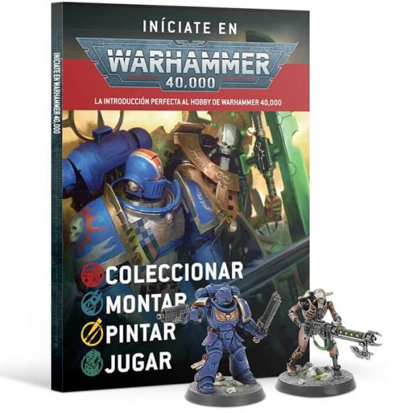 games workshop 40-06 Iníciate en Warhammer 40,000 La introducción perfecta al hobby de Warhammer 40K