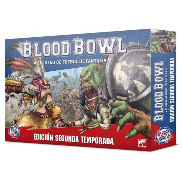 games workshop 200-01 Blood Bowl: Edición Segunda Temporada