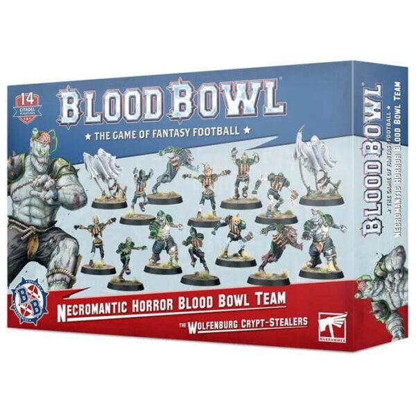 games workshop 202-07 Necromantic Horror Blood Bowl Team The Wolfenburg Crypt-Stealers