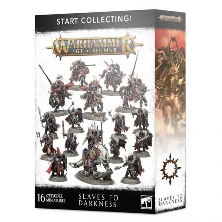 games workshop 70-83 Start Collecting! Slaves to Darkness Warhammer Age of Sigmar