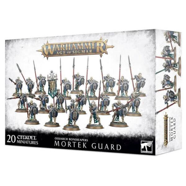 games workshop 94-25 Mortek Guard Ossiarch Bonereapers Warhammer Age of Sigmar