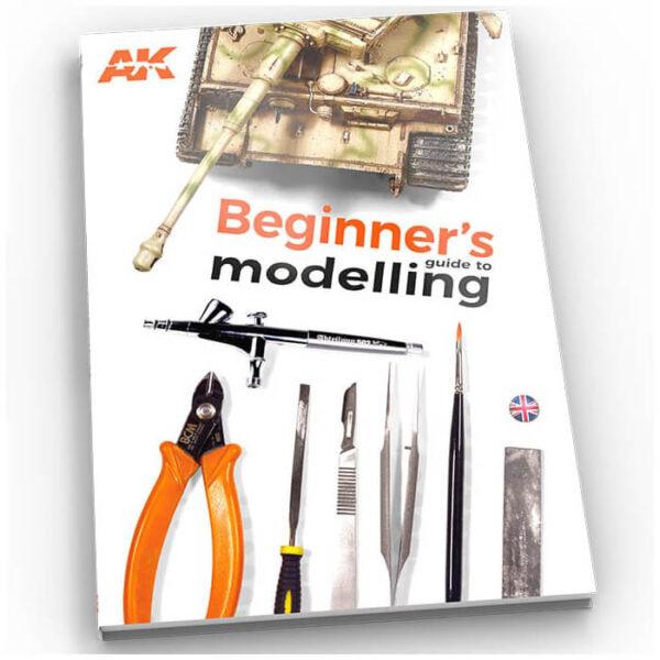 ak interactive AK252 Guía de modelismo para principiantes Una guía muy visual para entender todos los conceptos, con explicaciones paso a paso fáciles de seguir y entender.