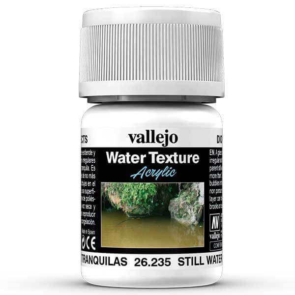 acrylicos vallejo av26235 Still Water Aguas Tranquilas 35ml