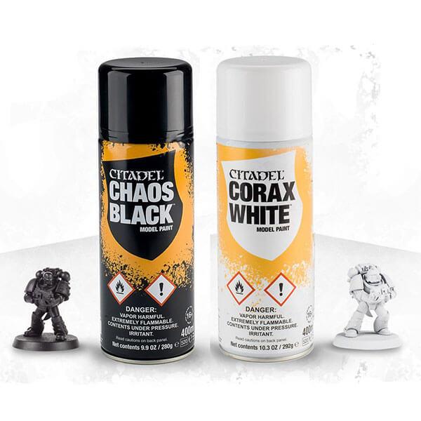 Citadel Spray Imprimación