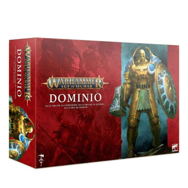 Warhammer Age of Sigmar: Dominio Las Guerras del Alma han terminado, pero se avecina un nuevo conflicto en el Reino de las Bestias.