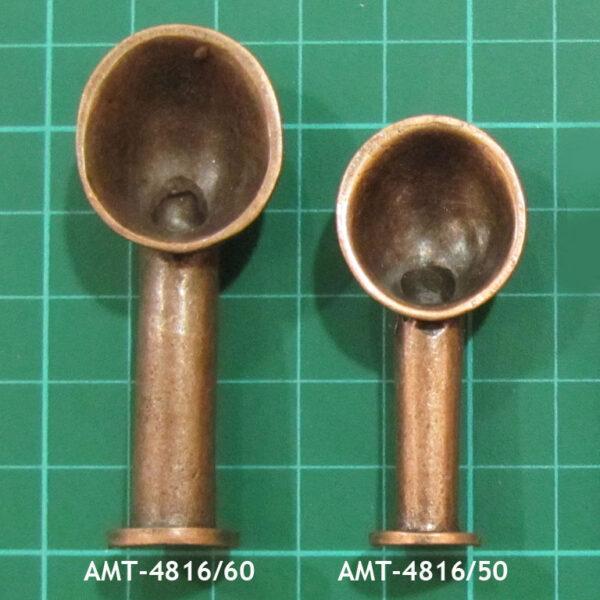 AMATI 4816 VENTILADOR DE METAL - 50 mm