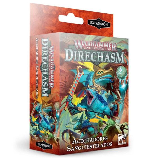 Warhammer Underworlds: Direchasm Acechadores Sanguiestelados