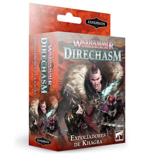 Warhammer Underworlds: Direchasm Expoliadores de Khagra