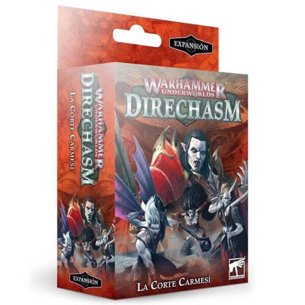 Warhammer Underworlds: Direchasm La Corte Carmesí